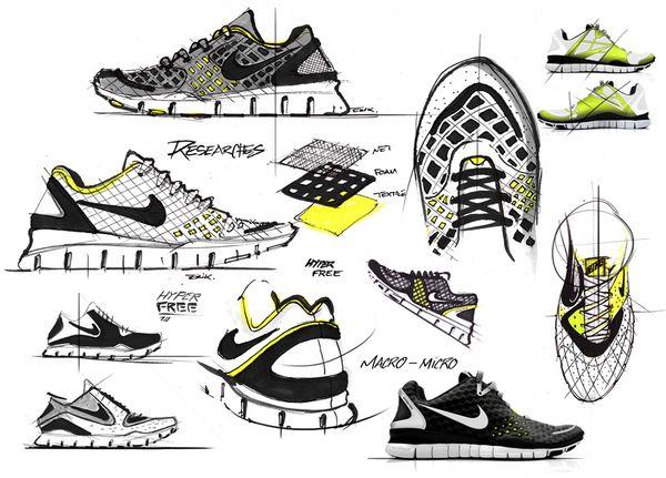 Nike Free TR Fit by Erik Arlen