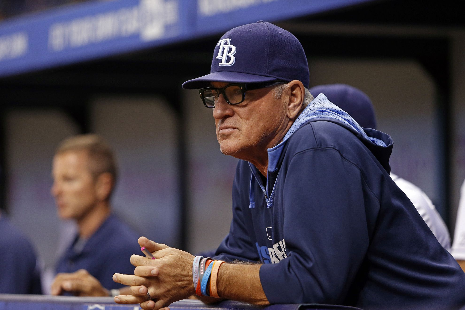 Joe Maddon Is A No Brainer For The Cubs Joe Maddon Rivalry Baseball