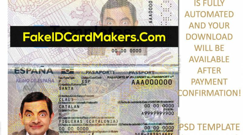 You Searched For Fake Id Card Maker Online Driver License Passport Ssn Passport Template Templates Card Templates Free