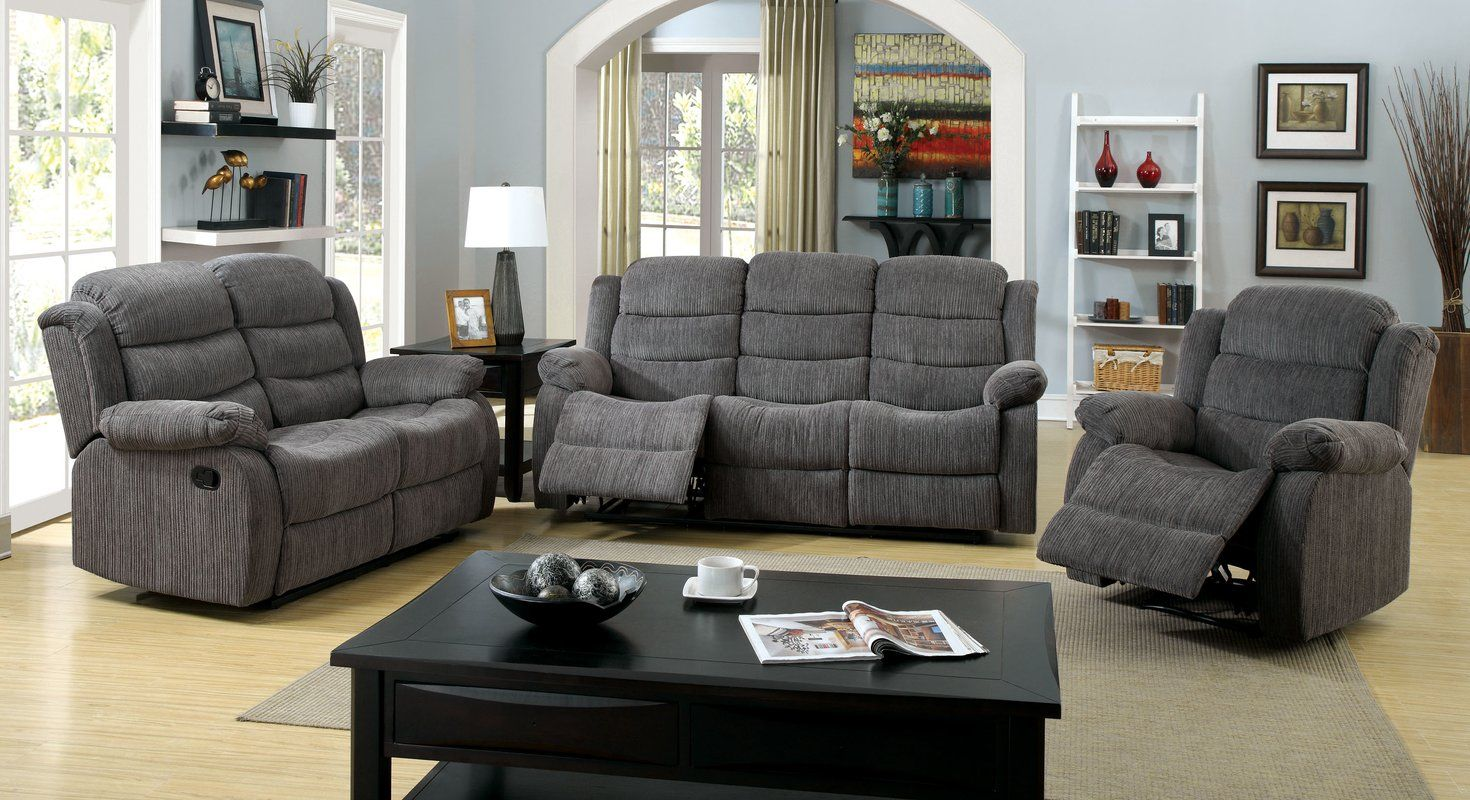 fergstein reclining configurable living room set in 2019 dream rh pinterest com