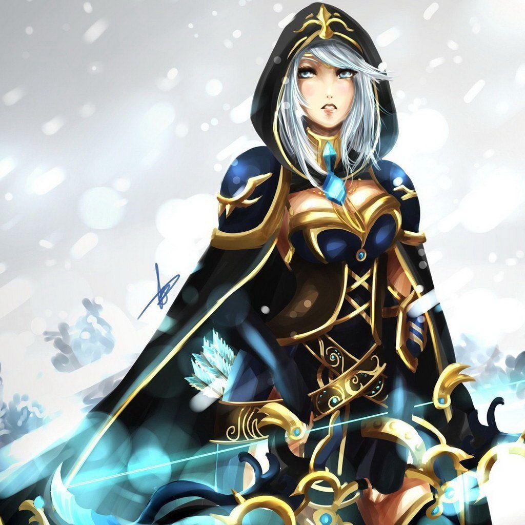 League Of Legends Female Champions Google Search League