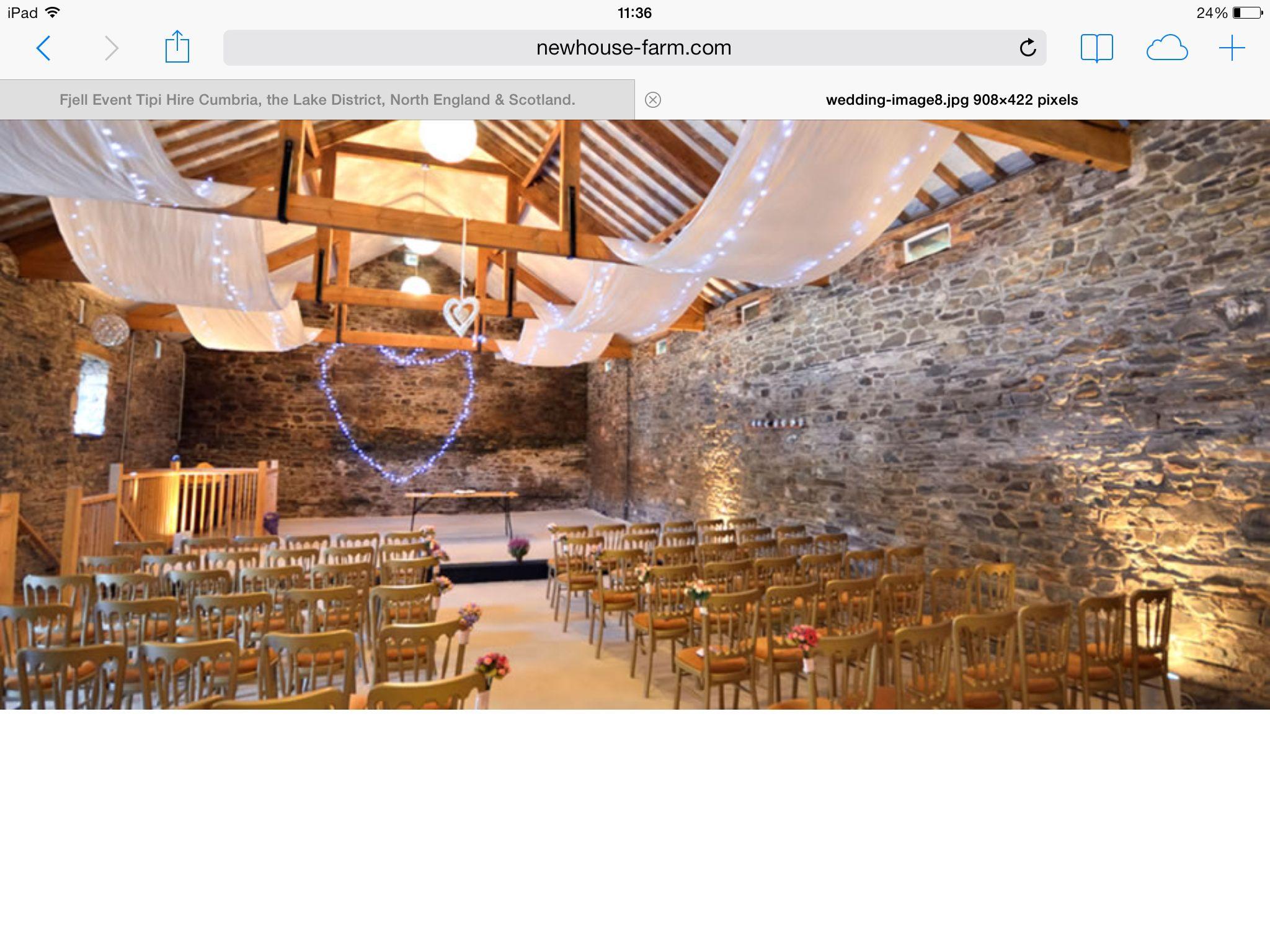wedding reception venues north yorkshire%0A New House Farm Lorton