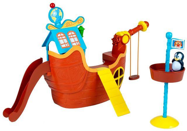 #Win a Pip Ahoy! Playground Playset #AMBlogaversary