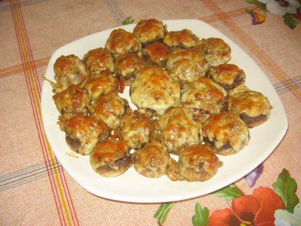рецепты с фото с грибами