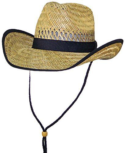 Look Stylish With This Stone Age Big Kids Coboy Cowgirl Hat W Band