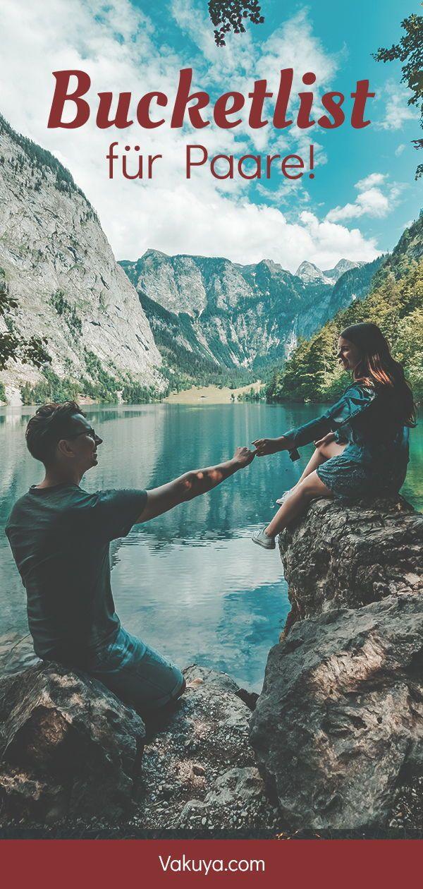 Photo of Bucketlist für Paare – unsere Wünsche für die Zukunft! – Vakuya