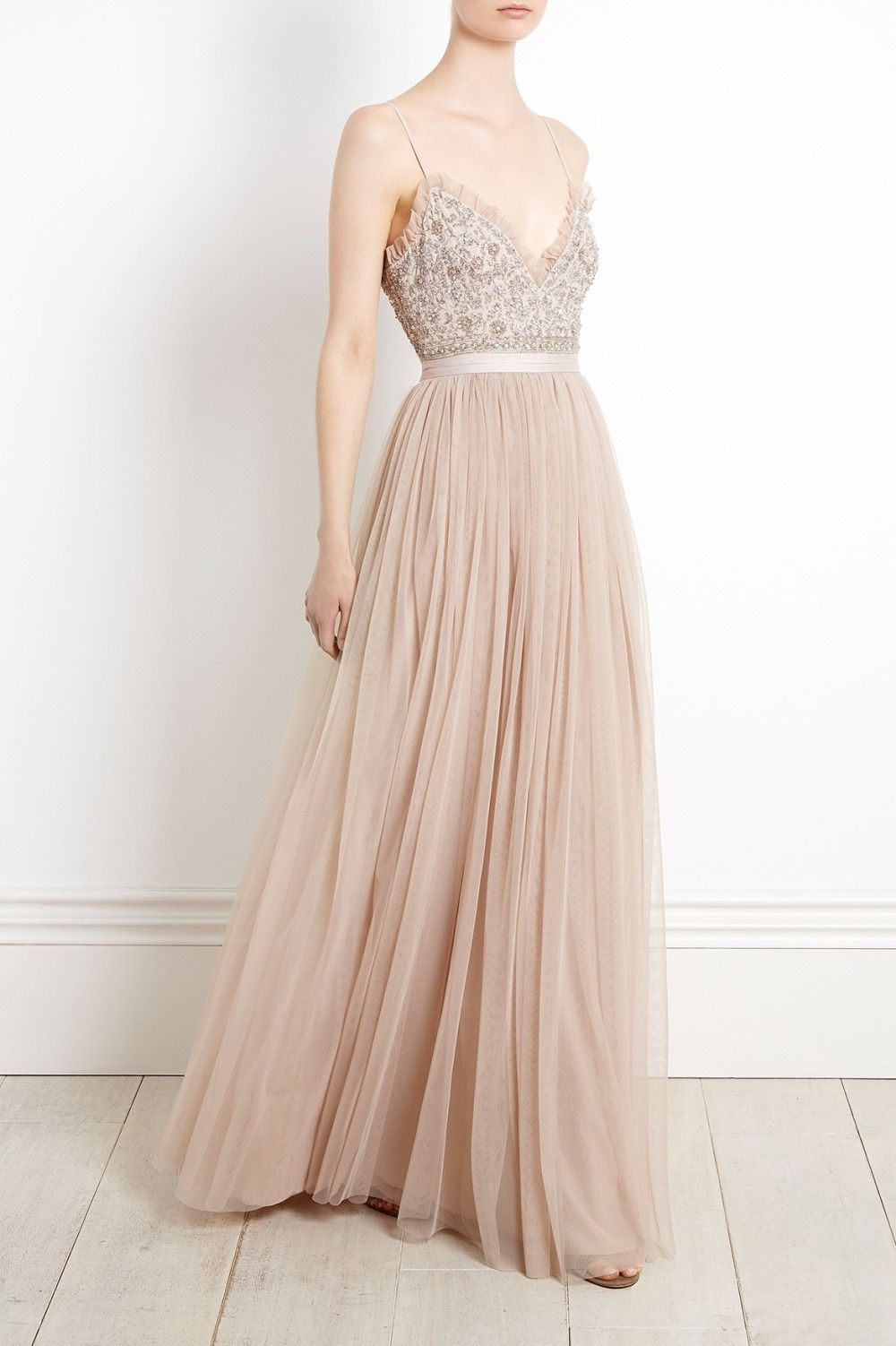415014e61ed Shop the Needle   Thread Andromeda Maxi Dress from our NEW Bridesmaid  collection. Available with next day delivery and free UK returns.