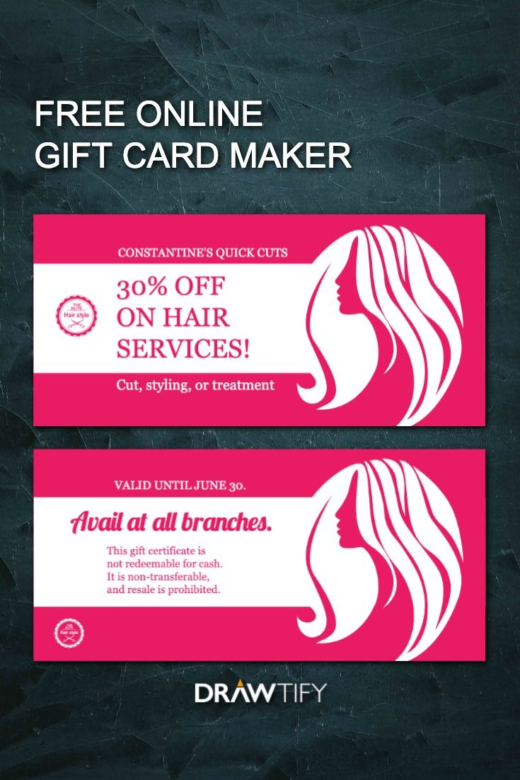 Free online gift card maker in 2020 online gift cards