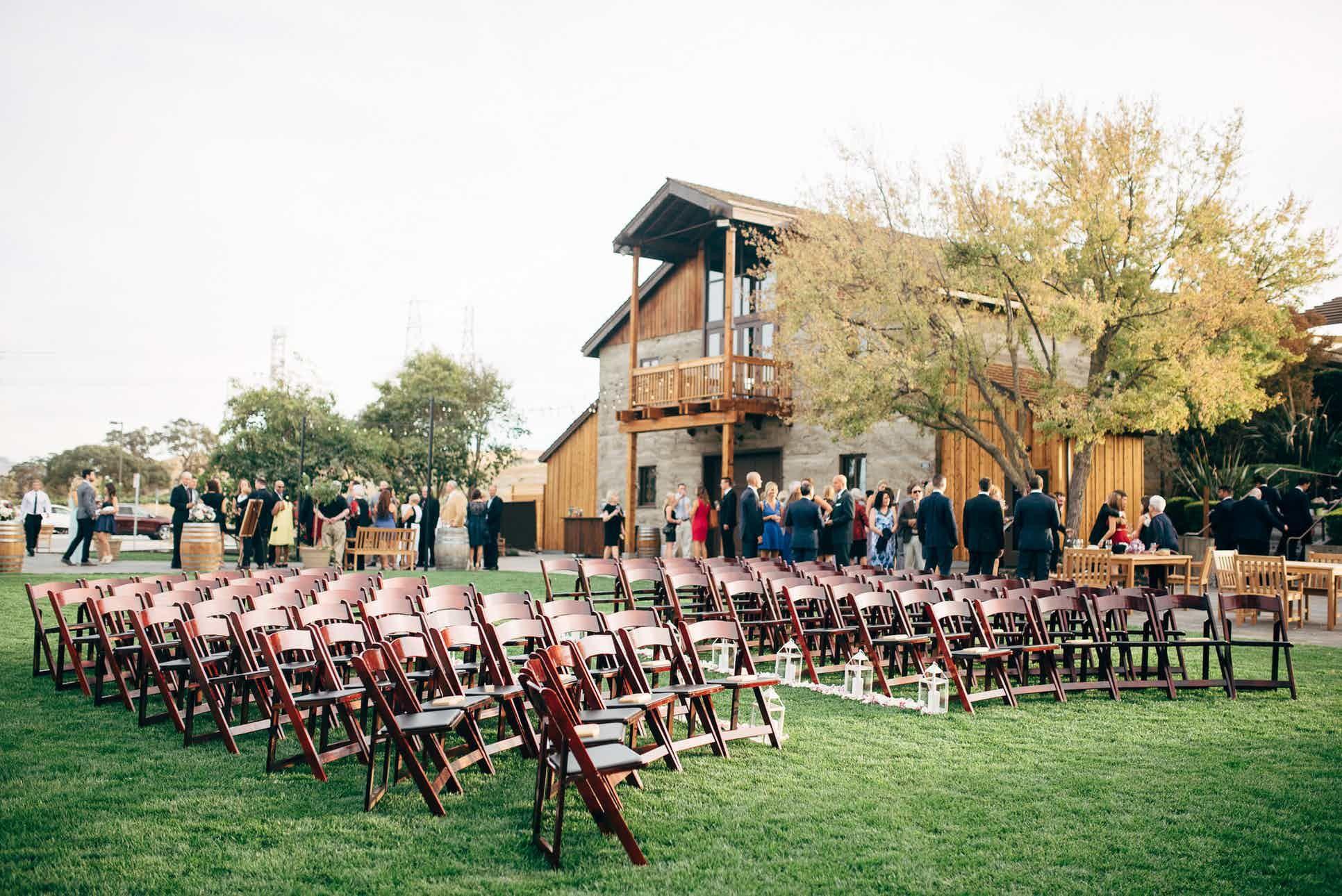 Murrieta's Well Winery Wedding Venue Bay Area Livermore CA