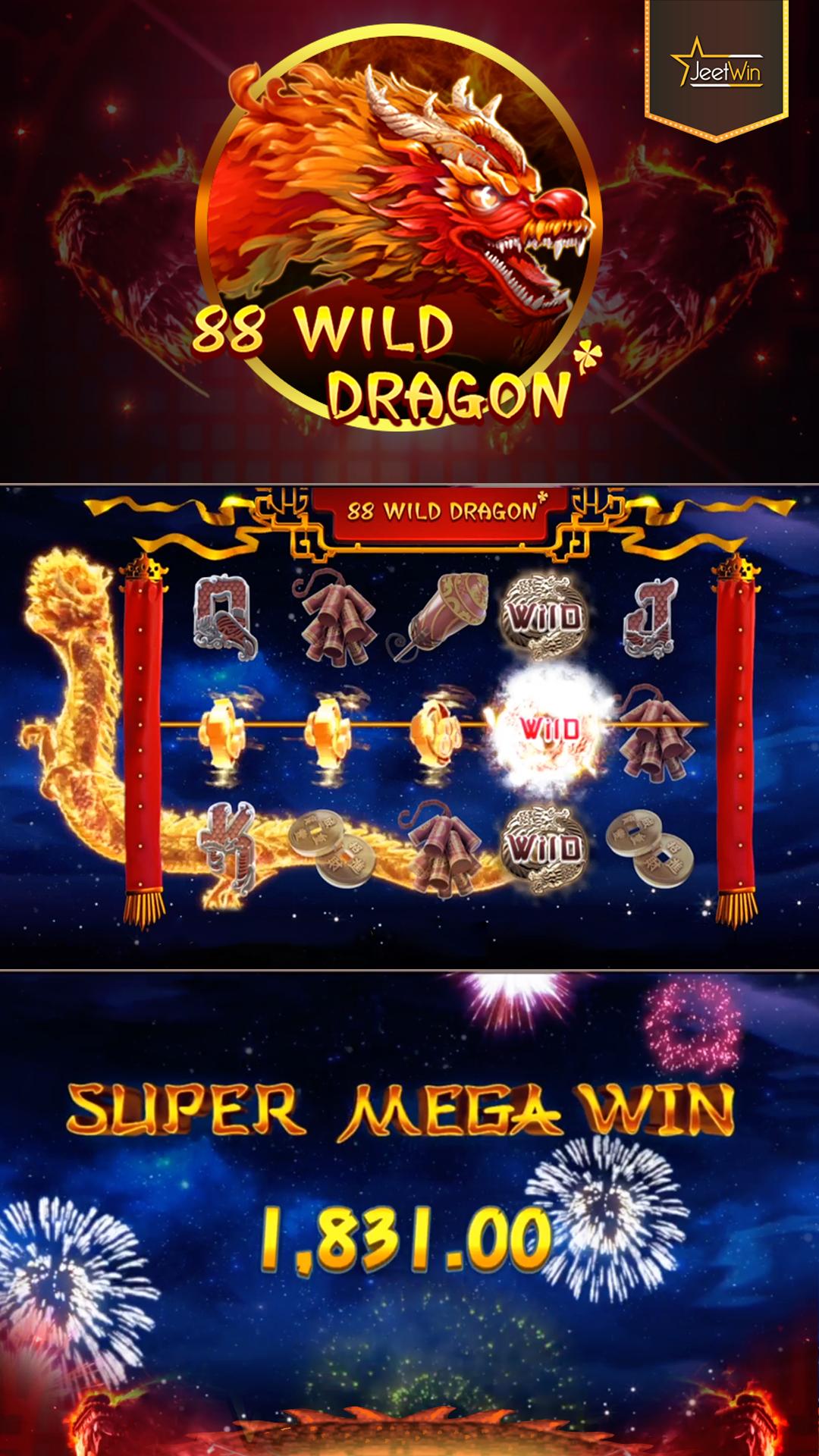 ボード「Casino Dragon Tiger」のピン