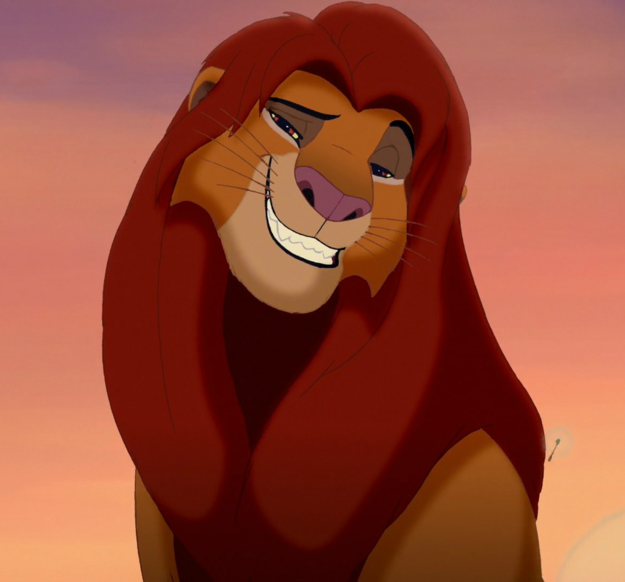 Let yourself be attracted to Simba.   For Everyone Who Is Sexually Attracted To Simba   I'm glad I'm not alone.