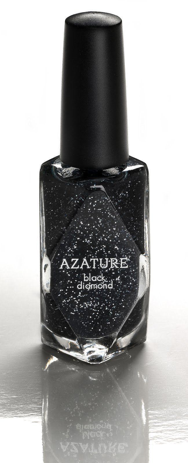$250,000 Most Expensive Polish in the World: Azature Black Diamond Nail Polish