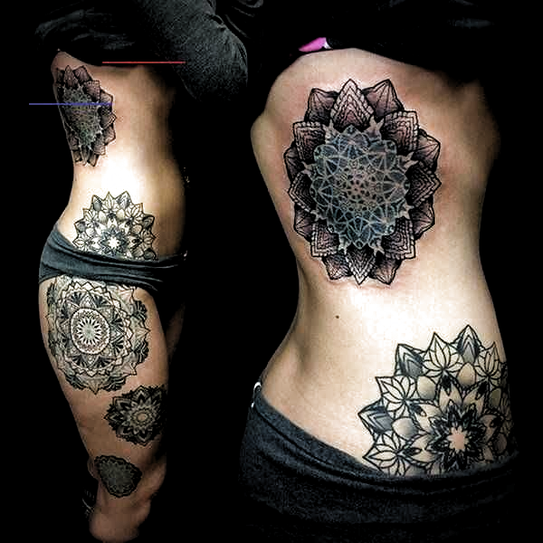 Best Mandala Tattoo Design Ideas With Meanings Buy Lehenga Choli Online Cover Up Tattoos For Wom In 2020 Mandala Tattoo Design Wild Tattoo Tattoo Designs For Women