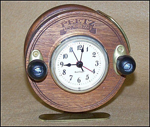 Decorative Arts Chrome Finish Desk Top Table Clock Collectibles Railway Clocks Replica