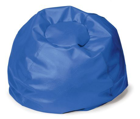 Magnificent Comfy Kids Inc Comfykids Kids Bean Bag Blue 26 In Products Evergreenethics Interior Chair Design Evergreenethicsorg