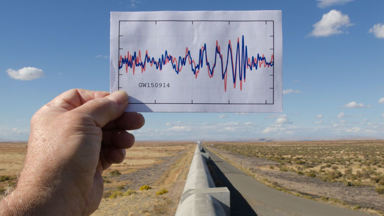 Ripples In Spacetime Science S 2016 Breakthrough Of The Year With Images Science History Of Science Scientific Breakthroughs