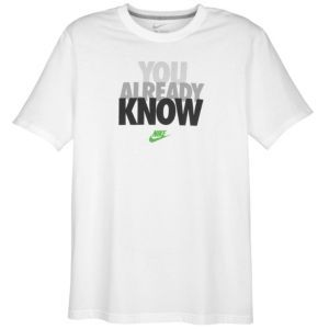 4c079714 Nike Graphic T-Shirt - Men's - Sport Inspired - Clothing - Radiant  Green/Black