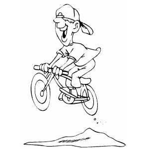 Mountain Biking Coloring Sheet Mountain Biking House Mouse Stamps Digi Stamps Free
