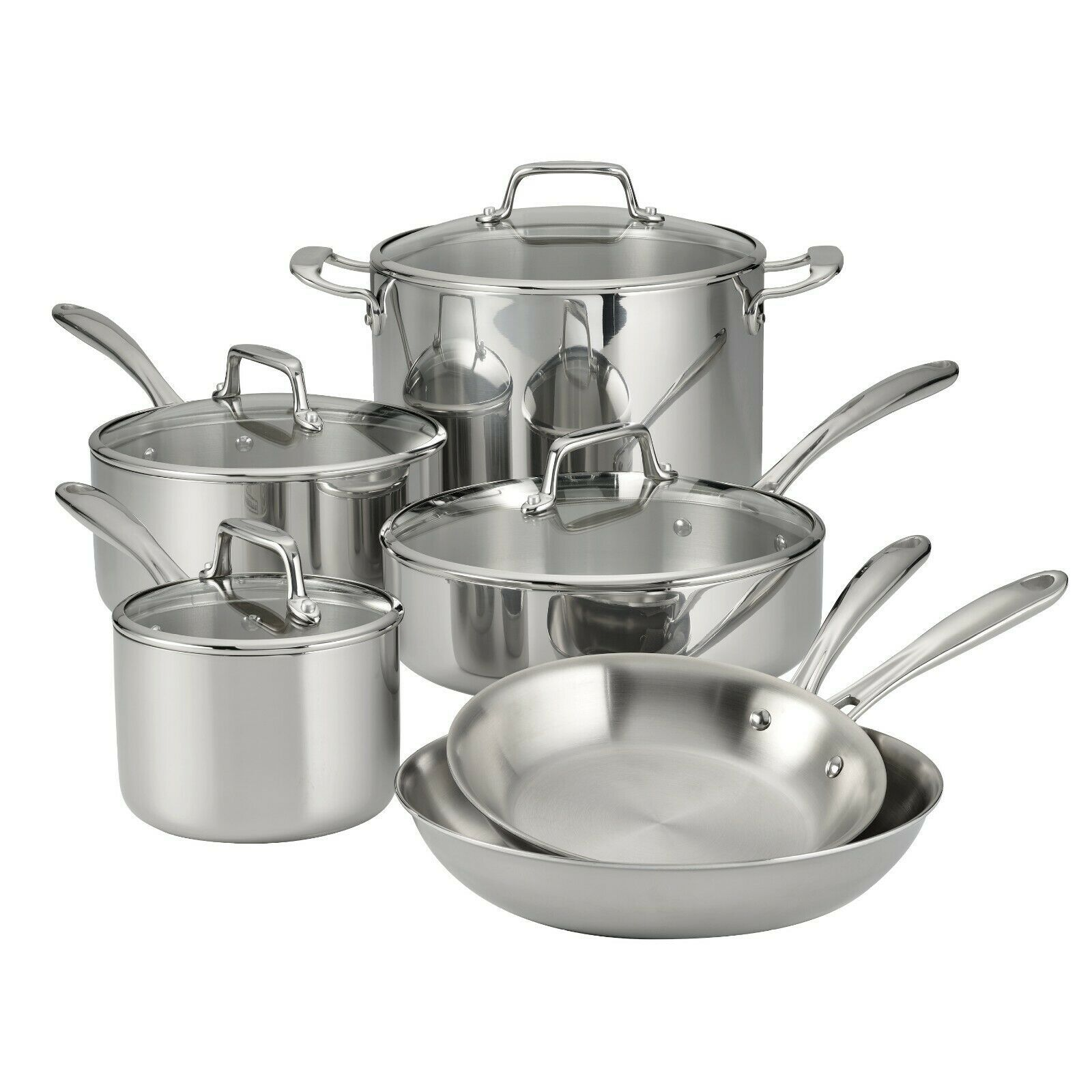 Cookware Set Tramontina Triply