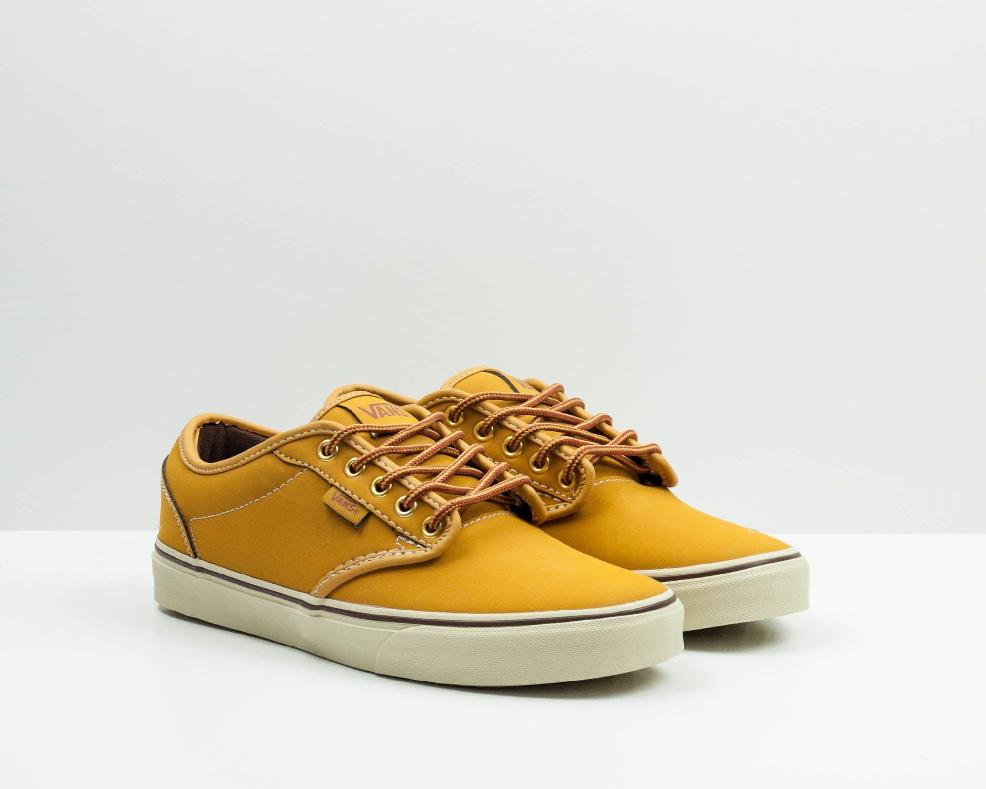 vans amarillas old skool hombre