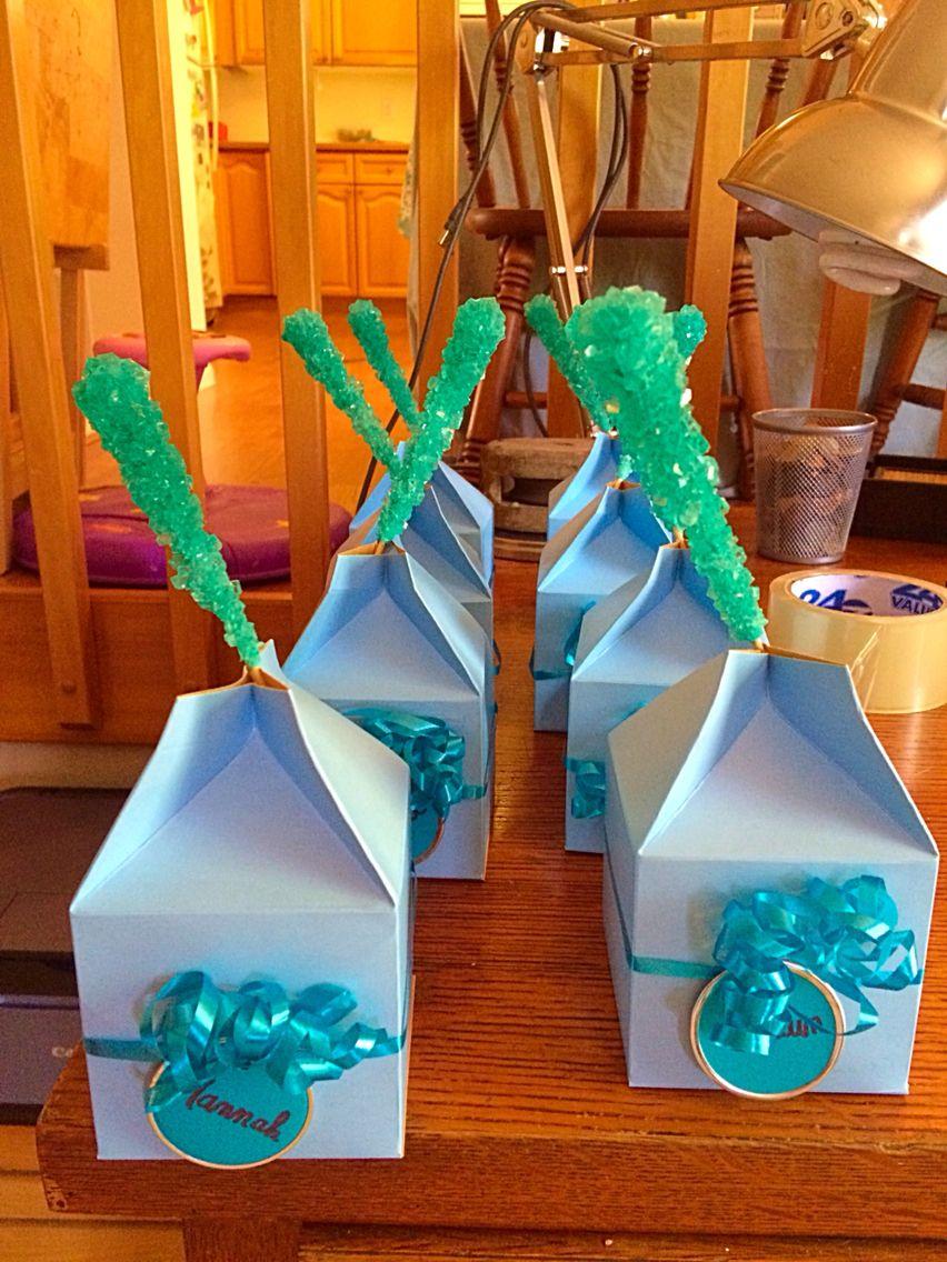 Party favors Frozen birthday, Frozen birthday party