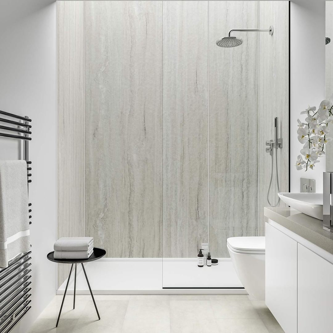 Multipanel On Instagram Come Into The Light With Multipanel Transform That Dark Waterproof Bathroom Wall Panels Bathroom Wall Panels Waterproof Wall Panels
