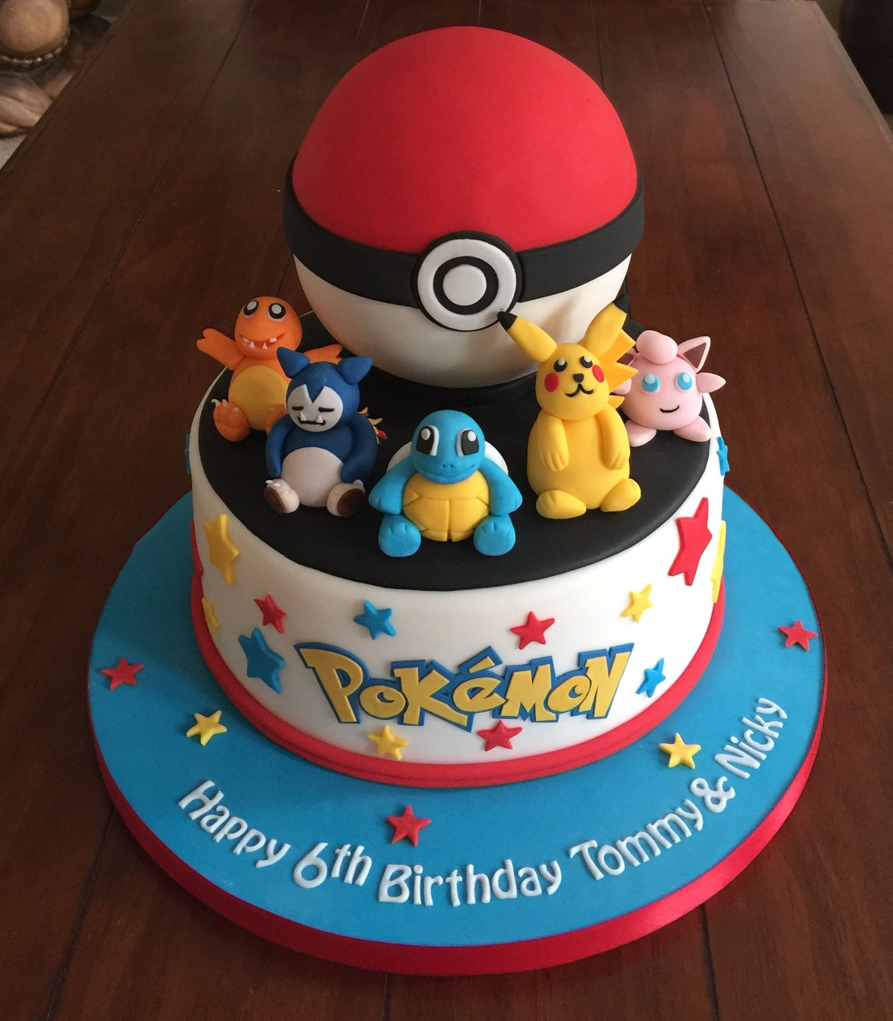 Peachy Pin By Tanya Gruenwoldt On Bran In 2020 Pokemon Birthday Cake Funny Birthday Cards Online Inifofree Goldxyz