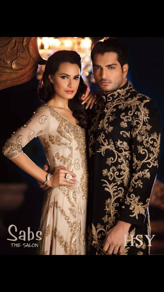 Hsy Wear For Men And Women Wedding Outfit Pakistani Bridal Wear Wedding Outfits For Groom