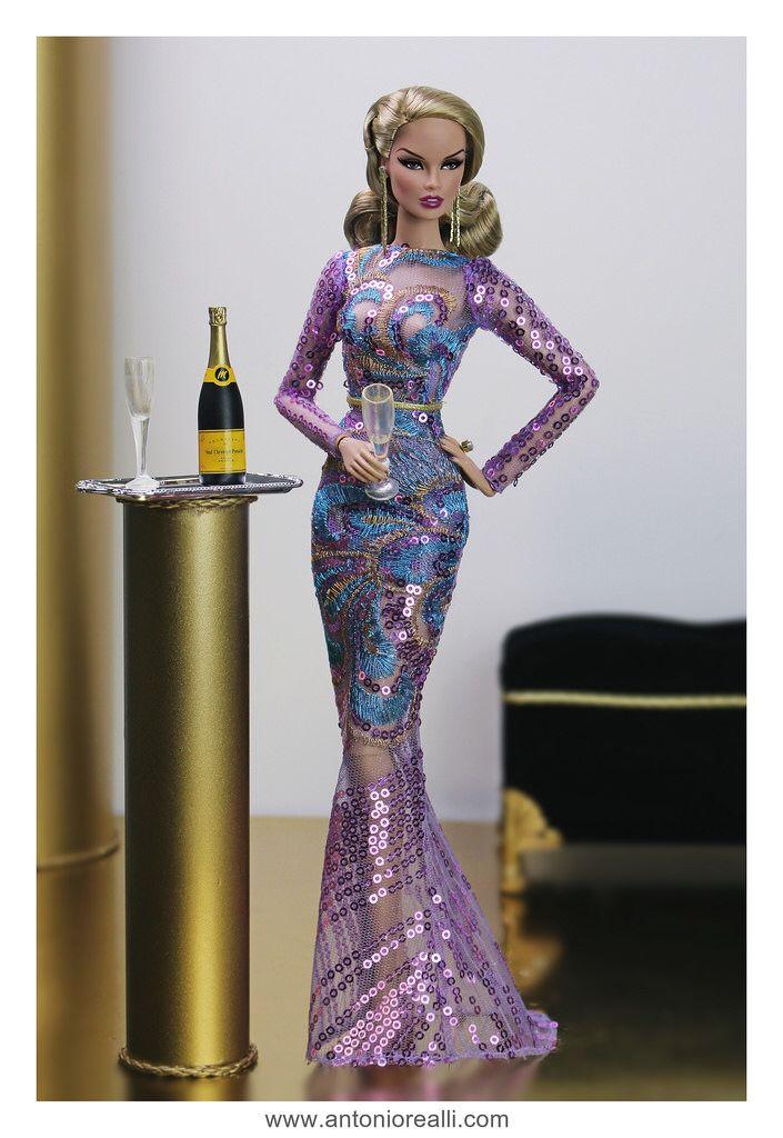 Antonio realli couture. | Puppen-Dolls | Pinterest | Barbie, Puppen ...