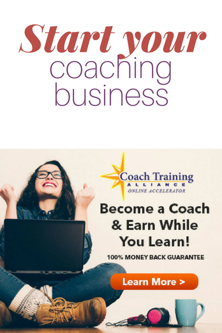Start your life coaching business. Become a coach and earn ...