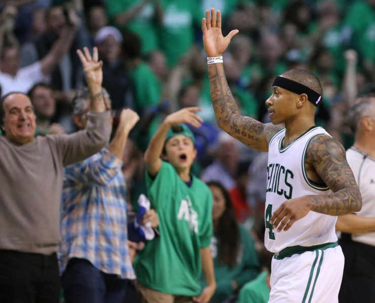Celtics' Isaiah Thomas to miss Wednesday's matchup against