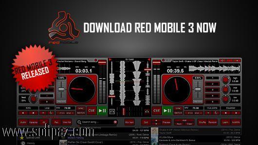 Download PCDJ Red Mobile 3 setup at breakneck speeds with resume - resume software download