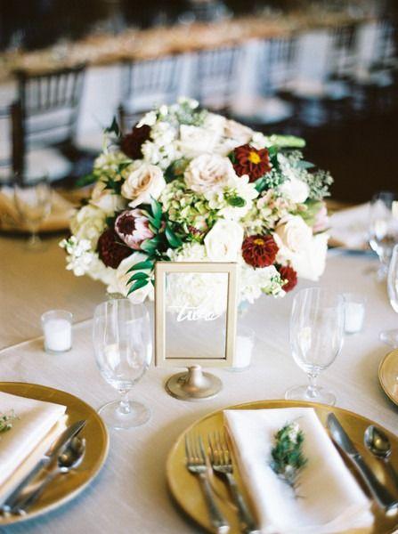 Rustic-Glam North Carolina Wedding | Wedding Table Numbers & Names ...