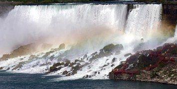 Niagaran Putoukset, Vesi, Luonne