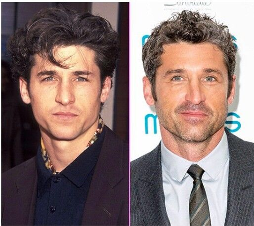 Patrick Dempsey Then And Now Mens Fashion In 2019 Patrick