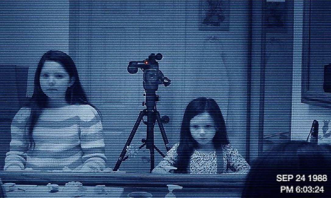 Atividade Paranormal Qual A Ordem Cronologica Correta Para