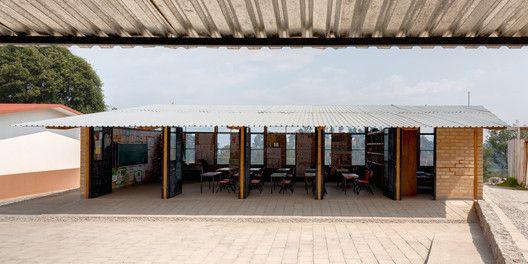 School for El Coporito,© Rafael Gamo