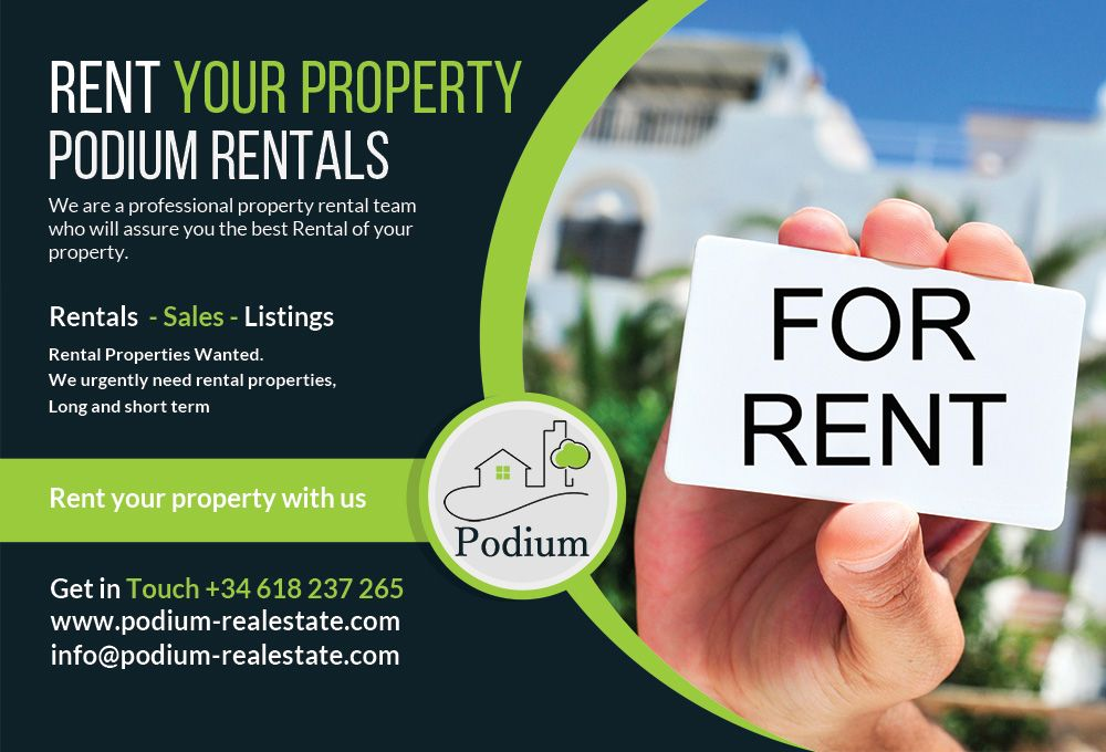 Your First Choice To Find Property Rentals On The Costa Del Sol. Rental  Properties Wanted. We Urgently Need Rental Properties, Long And Short Term.