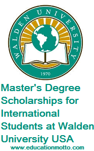 Scholarships for International Students at Walden ...
