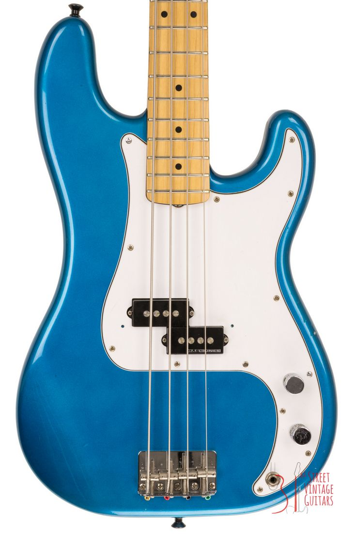 Fender MIJ Precision Bass mid-'80s, ...