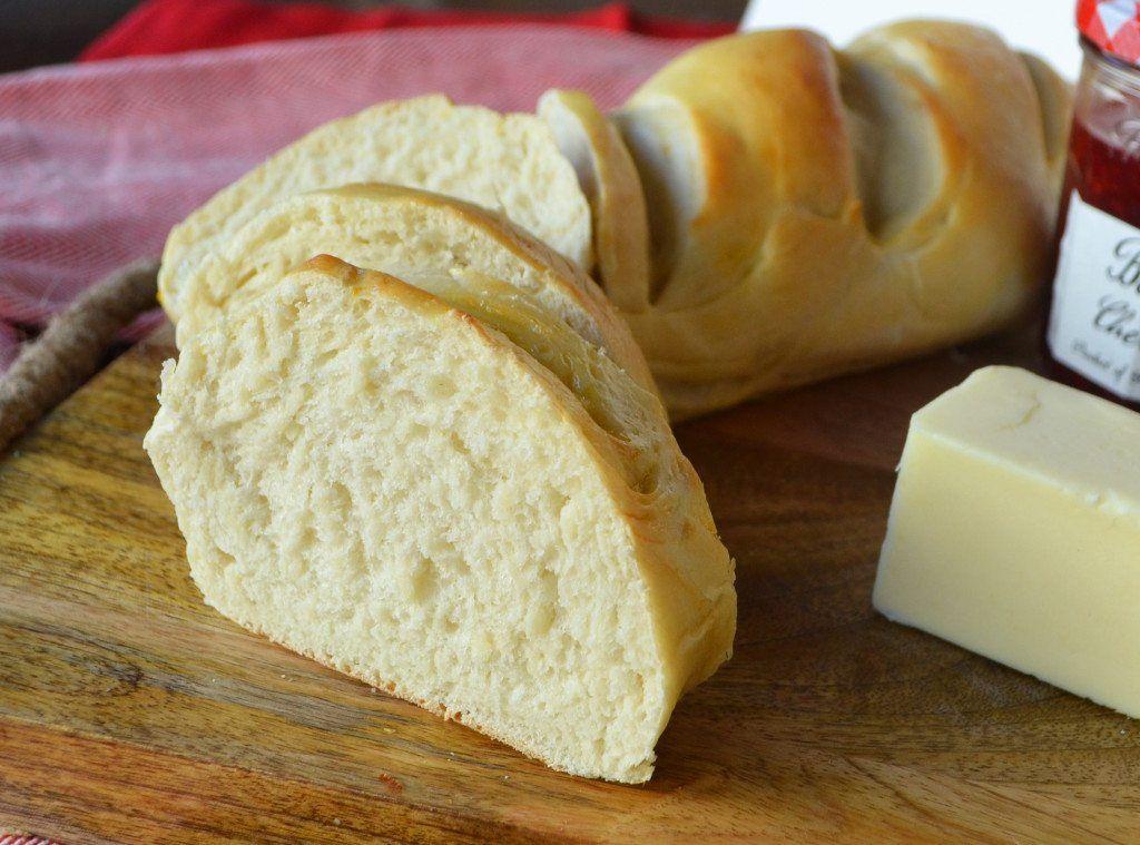Homemade Bakery French Bread - Modern Honey | Homemade ...
