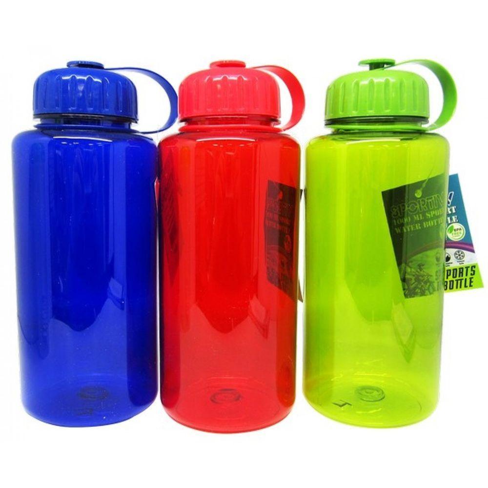 widemouth looptop sports water bottle indoor outdoor