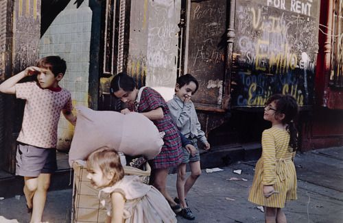 weepling:  New York, 1972