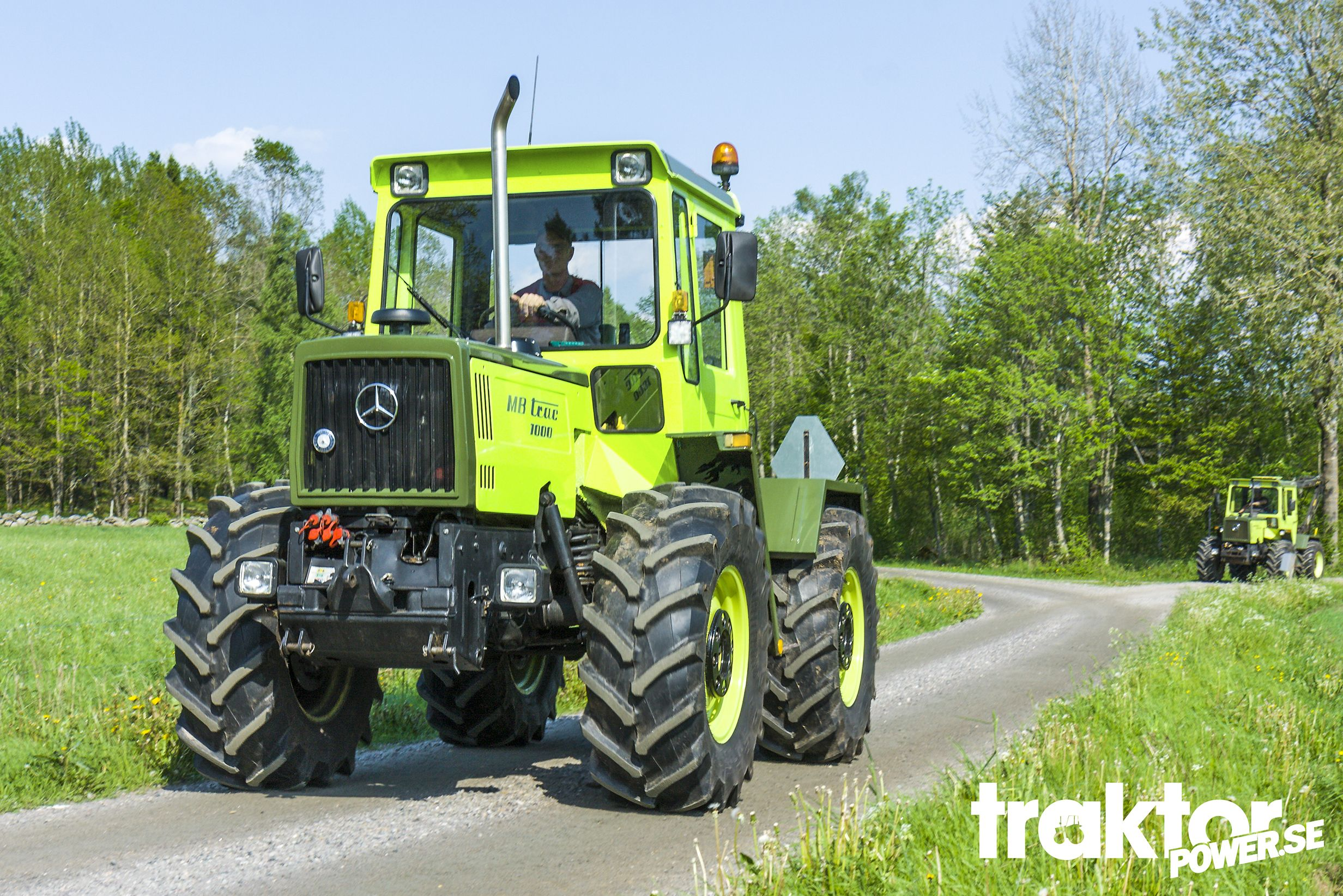 Berühmt MB-trac 1000 in Västergötland, Sweden. | Farm & other equipment &YT_36