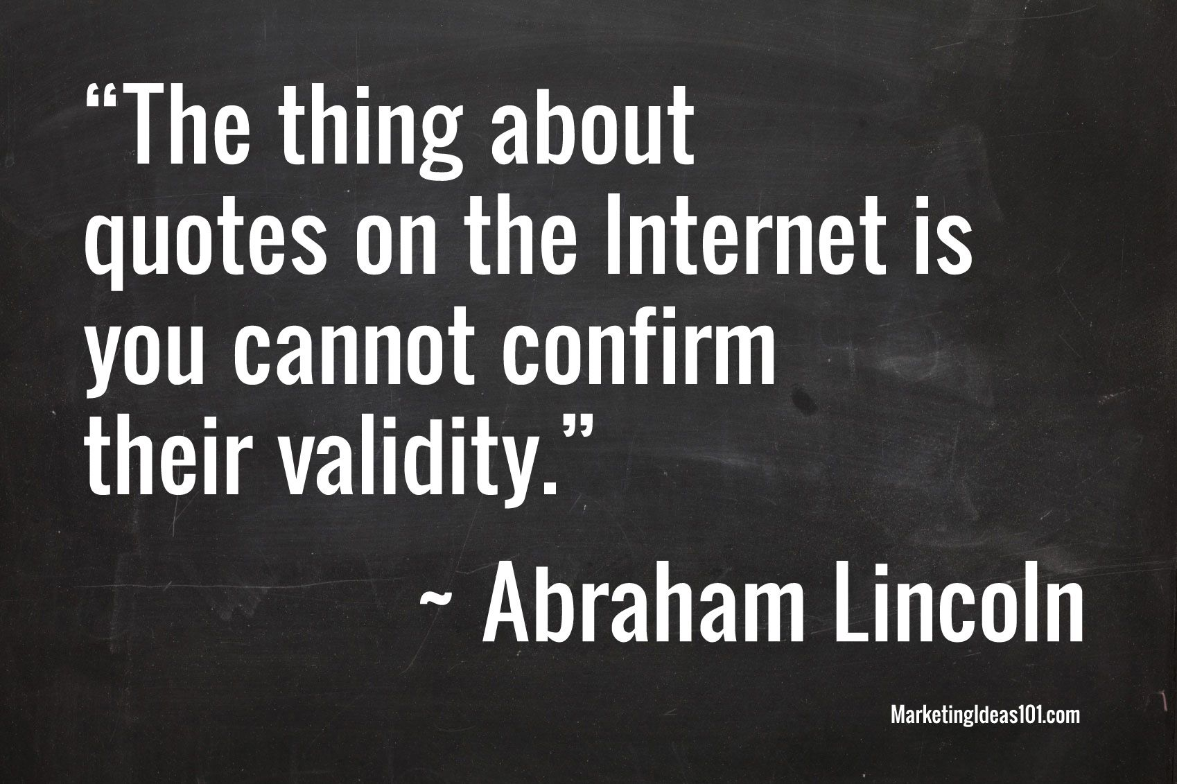 Internet Quotes Internet Quotes Abraham Lincoln  Funny Stuff  Pinterest  Tech