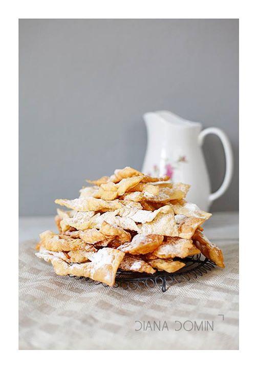 chrust faworki polish pastry diana domin kino i kuchnia