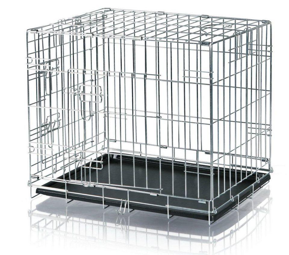 TRIXIE Hundekäfig »verzinkt«, verzinkt online kaufen