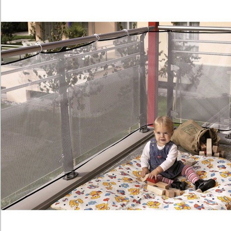Lovely Balcony Guard for toddlers