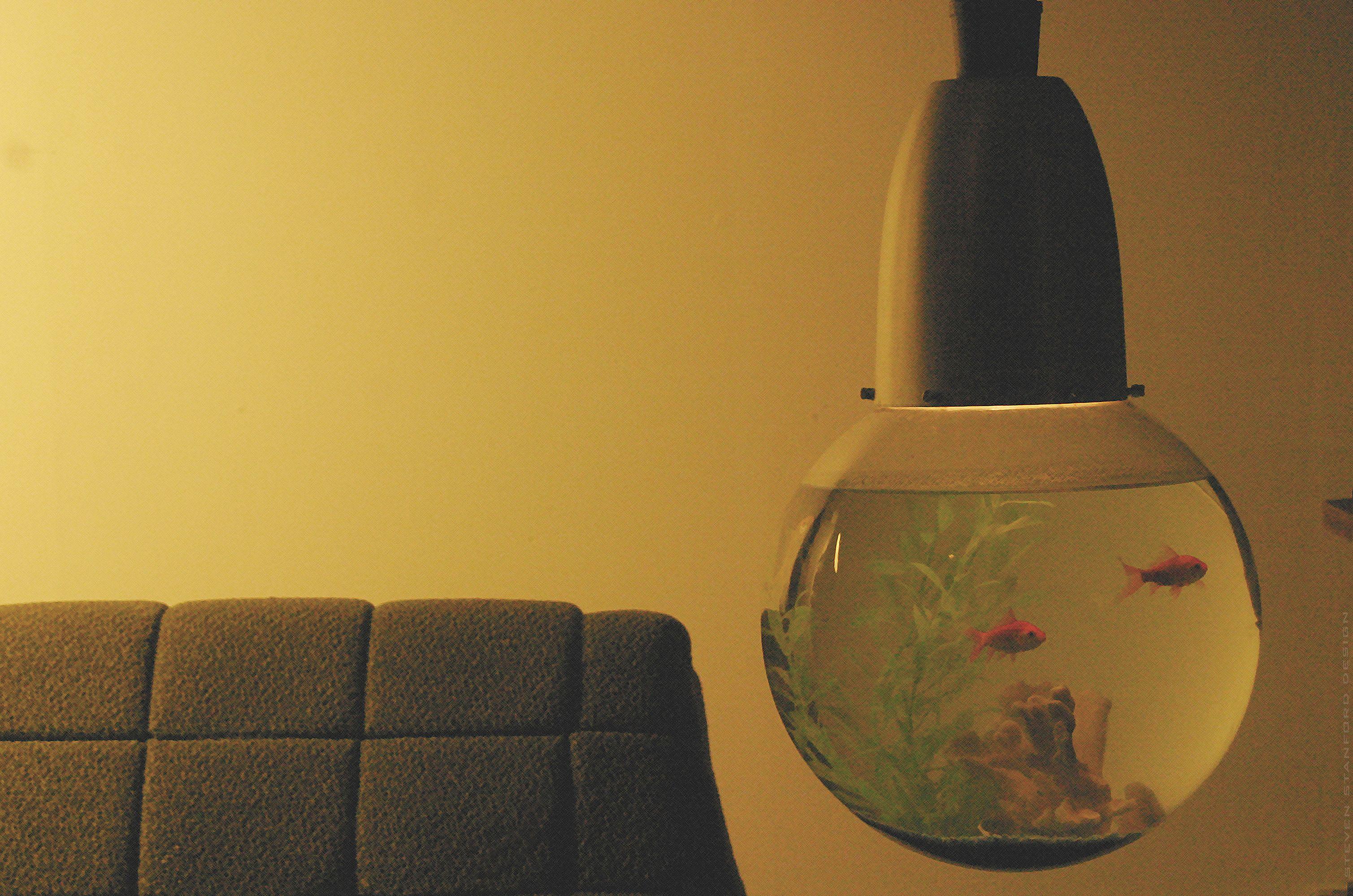 14 inch hanging aquarium lamp fish tank lamp Designed and