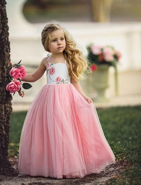 c0b076bac38c HELENE TULLE DRESS